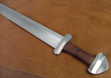 The Berserkr Viking Sword Photos